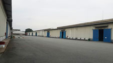 Vietnam Warehouse exterior view