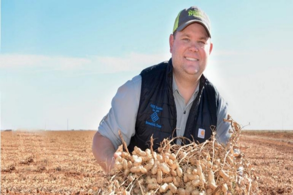 Peanut harvest wraps up, phenomenal yields for some growers