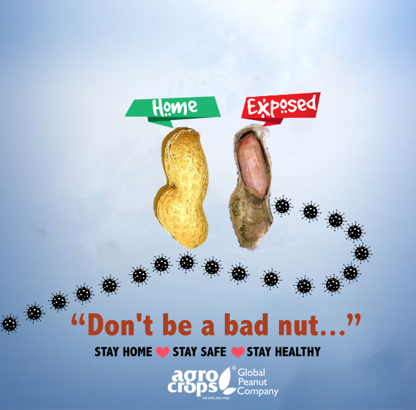 Don't be a bad nut...