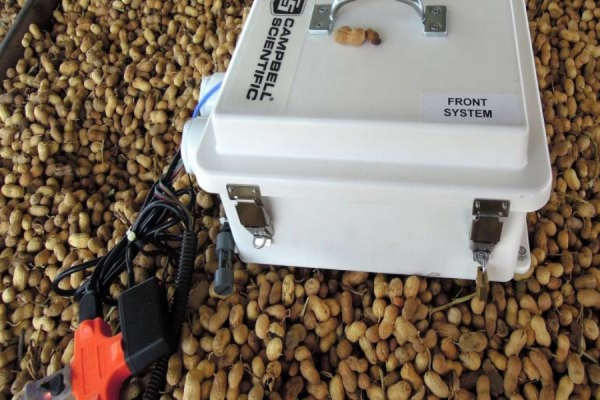 New Peanut Drying Monitor Ready to Change Things